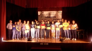 "Entrega de premios II Gymkana Matemática ""Paco Pérez"""